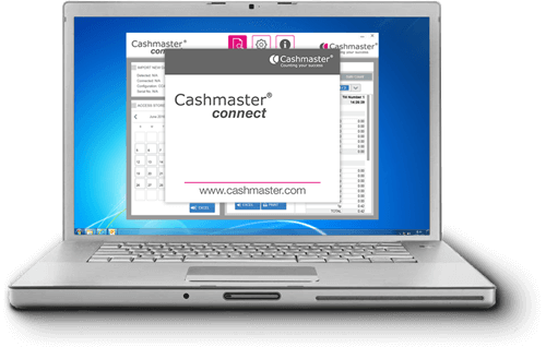 Cashmaster Connect Software